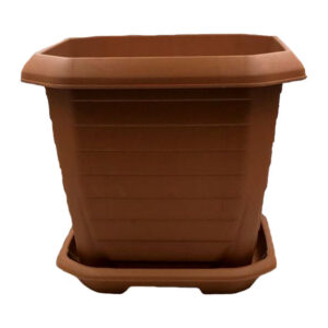 SQUARE-DECOR-POT