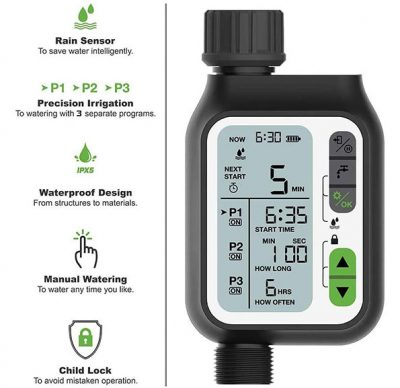 SMART-IRRIGATION-WATER-TIMER-WITH-RAIN-SENSOR-FUNCTION