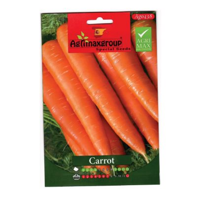 CARROT-SEEDS-AGRIMAX-1G